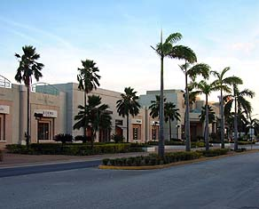 ... garapan is dominated by this duty free shopping complex garapan is